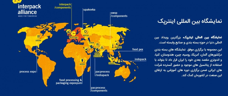 بسته بندی کالا صادراتی