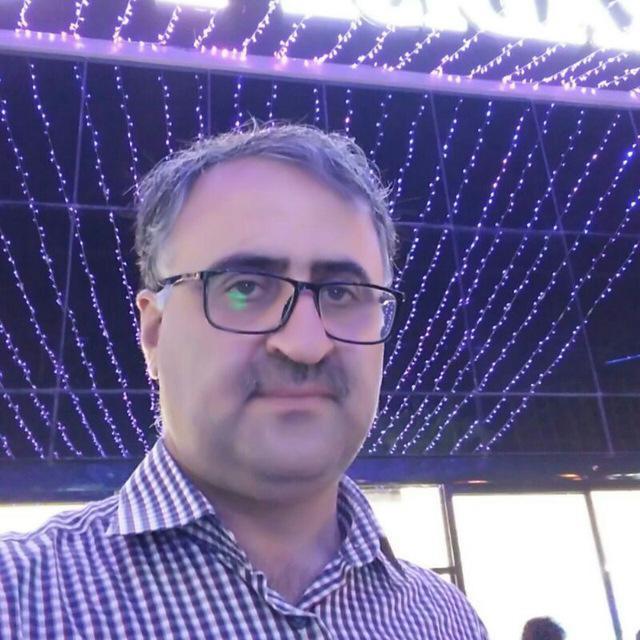 اسماعیل صمدی دینانی